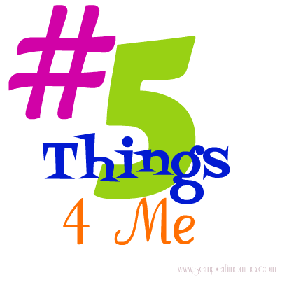 #5things4me