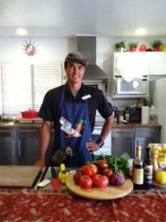 Chef Matthew Purnell