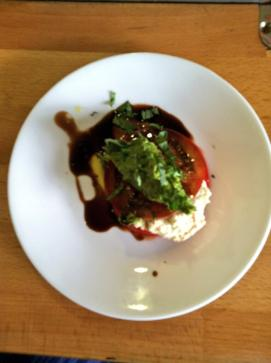 Better than the Original: Vegan Caprese