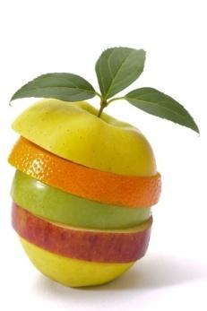 A healthy slice o' life