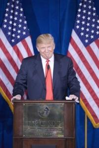 Trump aka The Donald