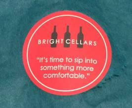 Bright Cellars Sticker