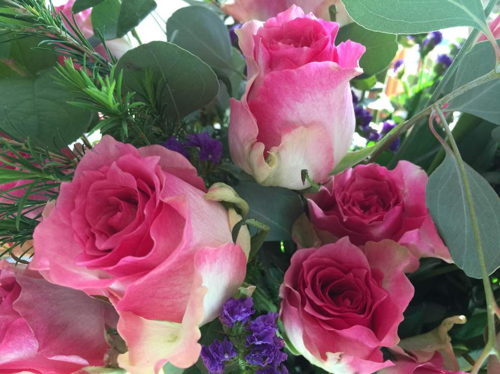 Bouq flowers